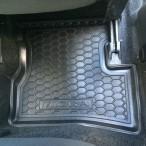 Автомобильные коврики в салон для Nissan Micra (К12), модельный