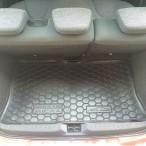 AVTO-Gumm Коврик в багажник для Nissan Micra (K12) 2002-2010