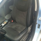 Авточехлы для Hyundai Elantra MD 2011- Leather Style
