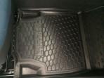 Коврики в салон автомобиля Рено Каптур 2015- Автогум полиуретано