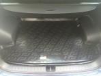 Резиновый коврик в багажник Hyundai Tucson 2016-