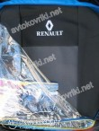 Чехлы на сиденья автомобиля Renault Duster 2015- (раздельная спинка)