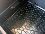 Коврик в багажник Рено Каптур 2015- Renault Captur купить автогу
