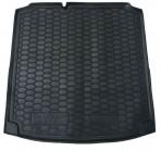 Коврик в багажник для Volkswagen Jetta 2011- (TOP)