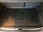 Коврик в багажник для Renault Captur 2015- (верхняя полка)
