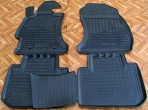 Коврики в салон для Subaru Forester IV 2013- NorPlast