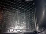 Купить резиновый Коврик в багажник Рено Меган 4 Хэтчбек Renault