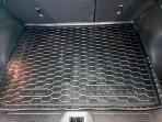 Коврик в багажник для Renault Kadjar 2016-
