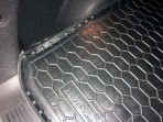 Коврик в багажник Рено Каджар Renault Kadjar купить автогум Avto