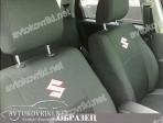 Автомобильные чехлы Suzuki SX4 2013-