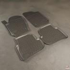 Коврики в салон для Volkswagen Polo Sedan 2010-