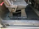 Пассажирские 3D коврики в салон для Ford Custom 2012- (9 мест) N