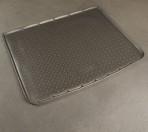 Коврик в багажник для Porsche Cayenne 2010- (2-х зон. климат-контроль) полиуретановый