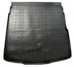 Коврик в багажник для Volkswagen Passat B8 Sedan 2015- полиуретановый