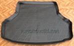 Резиновый коврик в багажник Lada Granta