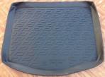 Резиновый коврик в багажник для Ford C-Max 2002-2010