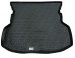 Резиновый коврик в багажник для Geely MK Sedan 2006-