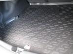 Резиновый коврик в багажник для Hyundai Elantra MD 2011-