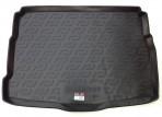 Резиновый коврик в багажник Hyundai i30 Hatchback 2012-