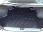 Резиновый коврик в багажник Mitsubishi Lancer 2003-2007