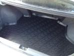 L.Locker Резиновый коврик в багажник Mitsubishi Lancer 2003-2007