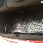 Коврик в багажник для Nissan Micra 2002-2010