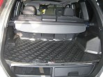 Коврик в багажник для Nissan X-Trail (T31) 2007- с полкой