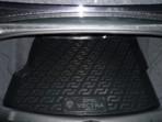Резиновый коврик в багажник для Opel Vectra C Sedan 2002-