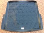 Резиновый коврик в багажник для Skoda SuperB Sedan 2008-