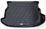 Резиновый коврик в багажник Ssang Yong Korando 2010-