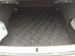 Резиновый коврик в багажник Volkswagen Passat B7 Sedan 2011