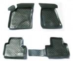 Коврики в салон для Chevrolet Niva 2123 2002- черные