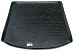 Резиновый коврик в багажник Volkswagen Touran 2003-