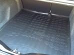 Коврик в багажник для Citroen C-Elysee 2013- полиуретановый