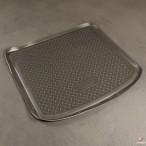 Коврик в багажник для Kia Carens 2006-2012 полиуретановый