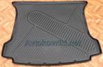 Коврик в багажник для Peugeot 308 SW 2008- полиуретановый