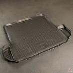 Коврик в багажник для Renault Logan Sedan 2004-2013 полиуретановый (увеличенный)