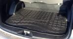 Коврик в багажник для Subaru Forester IV 2013- полиуретановый