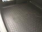 NorPlast Коврик в багажник для Volkswagen Passat CC 2012- полиур