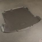 Коврик в багажник для Volkswagen Polo Sedan 2010- полиуретановый