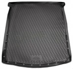 Коврик в багажник автомобиля Mazda 6 Sedan 2013- полиуретановый черный