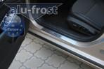Alufrost Накладки на пороги Chevrolet Malibu 2012-