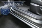 Alufrost Накладки на пороги Citroen DS5