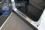 Накладки на пороги Ford Kuga 2013-