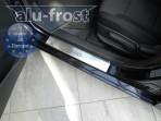 Alufrost Накладки на пороги Hyundai i40 2011-