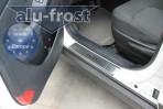 Alufrost Накладки на пороги Hyundai ix35 2010-