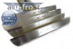 Alufrost Накладки на пороги Mazda CX-9 2007-