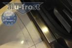 Alufrost Накладки на пороги Renault Megane III 2009-