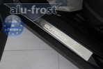 Alufrost Накладки на пороги Subaru Outback 2010-