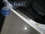 Alufrost Накладки на пороги Toyota Corolla Sd 2013-